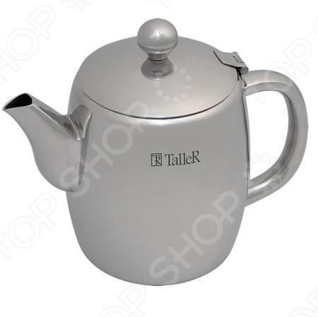 Чайник заварочный TalleR Бишоп TR 1336 кофейник завар taller tr 1337 500 мл