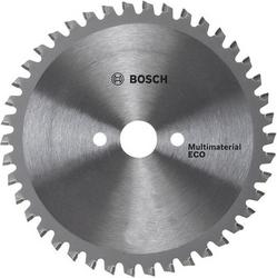 Диск отрезной Bosch Multi ECO 2608641808Диски пильные<br>Диск отрезной Bosch Multi ECO 2608641808 это отличный отрезной диск по твердому и мягкому дереву. Диск делает точный и качественный пропил, он обеспечивает четкие кромки и чистое пиление. Материал корпуса: высококачественная инструментальная сталь. В случае, если вам необходимо провести качественную резку, этот диск именно то, что вам нужно, он предназначен для использования с дисковыми пилами.<br>