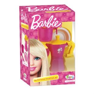 Набор для чаепития Faro Barbie игрушечная посуда faro большой набор посуды