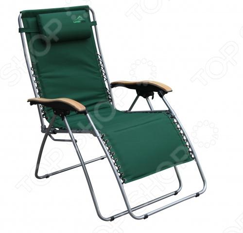Кресло складное с подголовником Larsen Camp FC-13