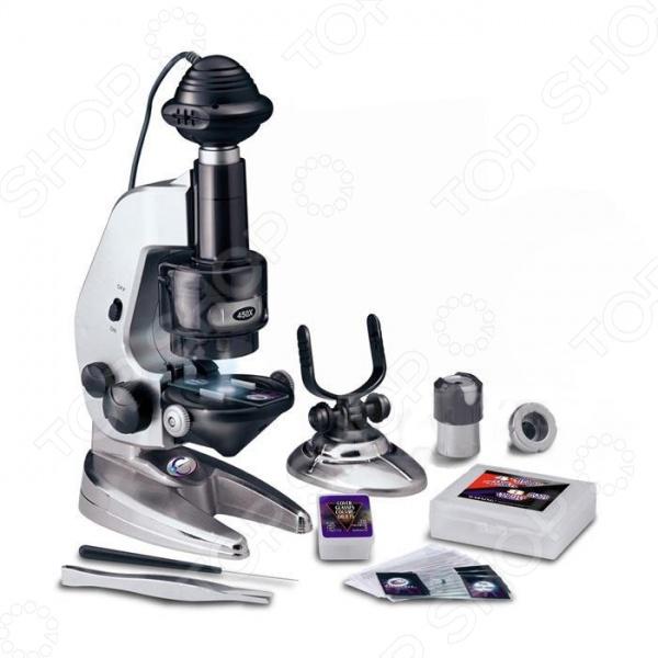 Набор обучающий Eastcolight «Цифровой микроскоп» eastcolight мр 900 микроскоп с панорамной насадкой