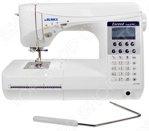 Машинка швейная Juki HZL-F400 швейная машинка juki hzl f 300