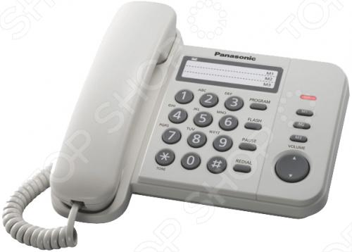 Телефон Panasonic KX TS 2352 RUW