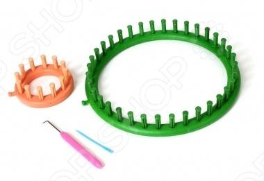 Набор приспособлений для вязания Bradex «Рукодельница»