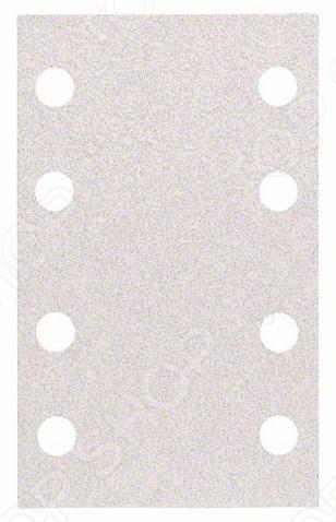 Набор листов для виброшлифмашин Bosch Best for Paint, 8 отверстий, 10 шт