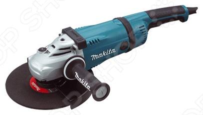 Машина шлифовальная угловая Makita GA9040SF01