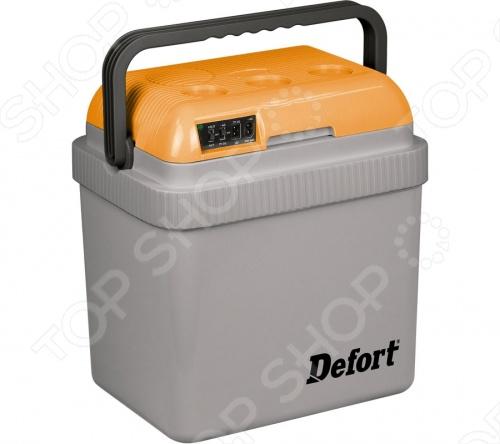 Автохолодильник Defort DCF-12/230