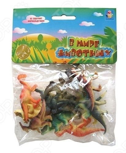 Набор динозавров 1 Toy Т50483