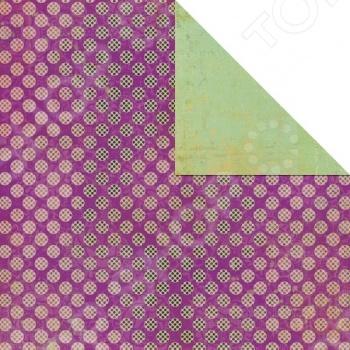 фото Бумага для скрапбукинга Prima Marketing Pink Dots, купить, цена