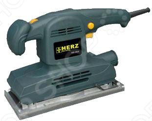 Машина шлифовальная вибрационная Herz HZ-364 машина шлифовальная ленточная herz hz bs533x76b