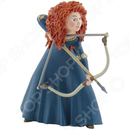 Игрушка-фигурка Bullyland Мерида с луком