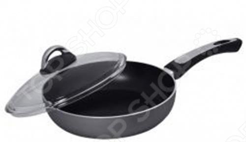 Сковорода с крышкой Scovo President сковорода scovo discovery сд 030