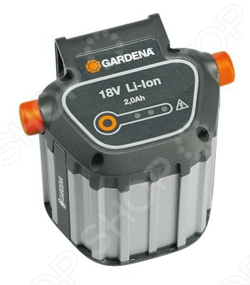 Аккумулятор для пылесоса садового Gardena AccuJet 18-Li Аккумулятор для пылесоса садового Gardena AccuJet 18-Li /