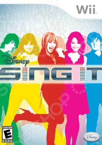 Игра «Sing It!» с профессиональным микрофоном