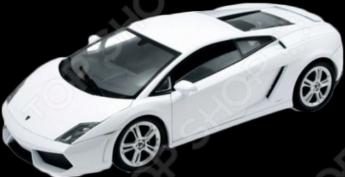 Модель машины 1:34-39 Welly Lamborghini Gallardo машины motormax модель автомобиля lamborghini gallardo масштаб 1 60
