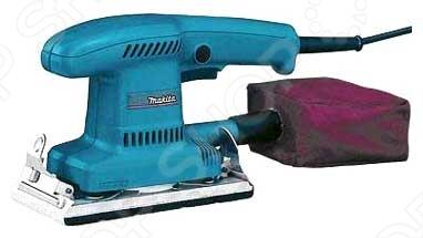 Машина шлифовальная вибрационная Makita BO3700  шлифовальная машина makita 9403
