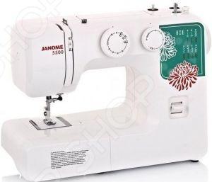Швейная машина Janome 5500 швейная машина janome dresscode