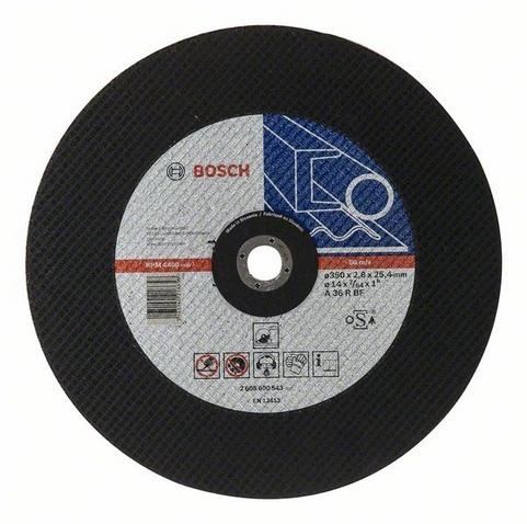 Диск отрезной Bosch Expert for Metal 2608600543