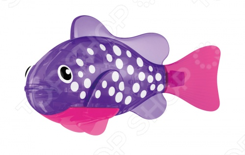 Роборыбка светодиодная Zuru «Биоптик» интернет магазин рыбки в аквариуме