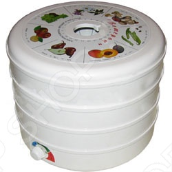 Сушилка для овощей Ветерок Ветерок 3 поддона travola kys 329a электросушилка для овощей и фруктов