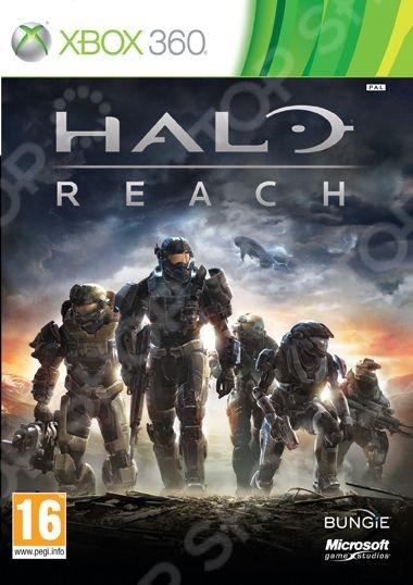 фото Игра для Xbox 360 Microsoft Halo Reach (rus), Игры для игровых консолей