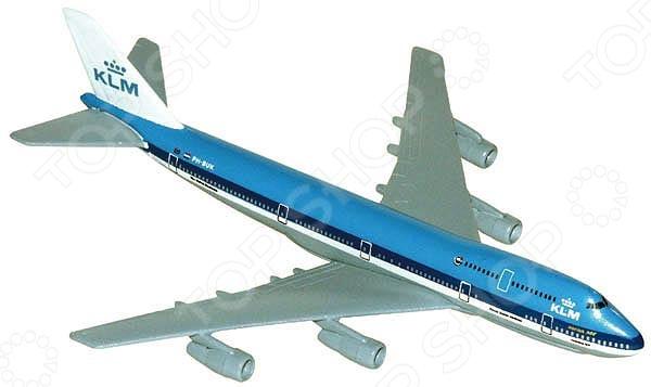 Сборная модель пассажирского самолета Revell Boeing 747-100 revell boeing 747 100 revell ревелл 1 450