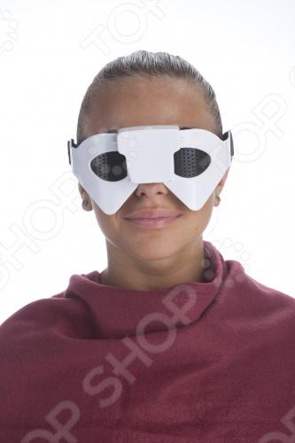 Очки-массажер для глаз Bradex Взор приколы дебильные очки с изображением глаз купить в новосибирске