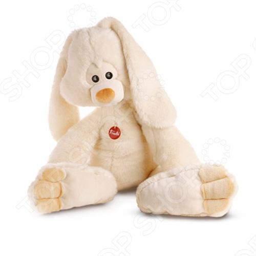 Мягкая игрушка Trudi Заяц Вирджилио мягкие игрушки trudi мягкая игрушка trudi заяц вирджилио 9 см