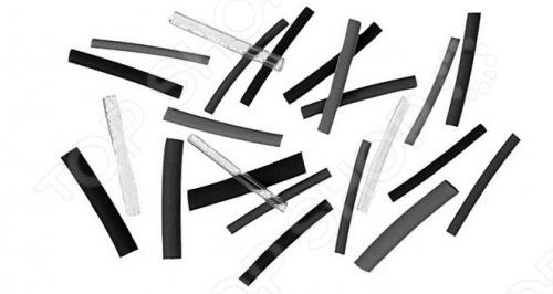 Набор трубок термоусадочных Bosch 1609201812 набор термоусадочных трубок 120шт jtc 2034