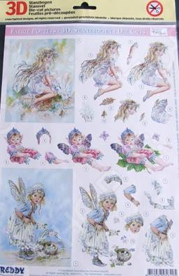 фото Аппликация металлизированная для вырезания Reddy Creative Cards «Дюфекс» №33, купить, цена