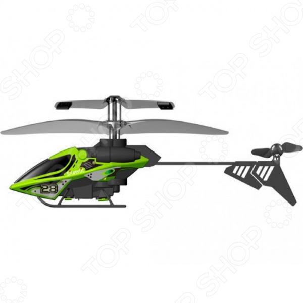 Вертолет на радиоуправлении Silverlit «Мой первый вертолет» игрушка электронная развивающая мой первый ноутбук