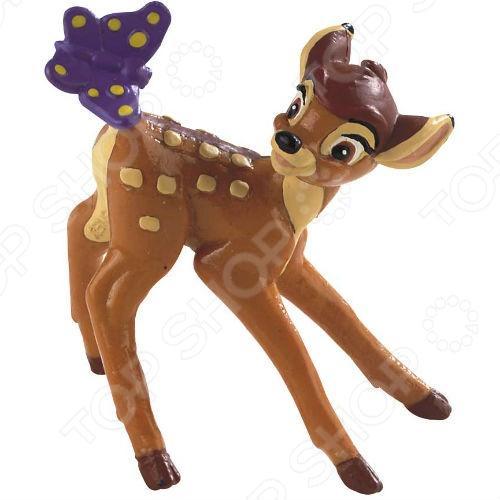 Игрушка-фигурка Bullyland Бемби игрушка intex бемби 114x74 см