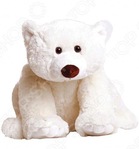 Мягкая игрушка Gulliver Белый мишка «Умка» gulliver игр мягкая мишка с вельветовыми вставками в шарфике 24см