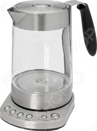лучшая цена Чайник Profi Cook PC-WKS 1020 G