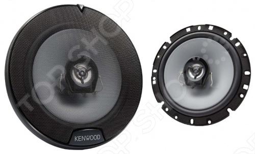 Система акустическая коаксиальная Kenwood KFC-1752RG автоакустика kenwood kfc e1755 коаксиальная широкополосная 17см 30вт 300вт