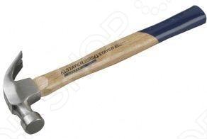 Молоток-гвоздодер SPARTA с деревянной рукояткой цена