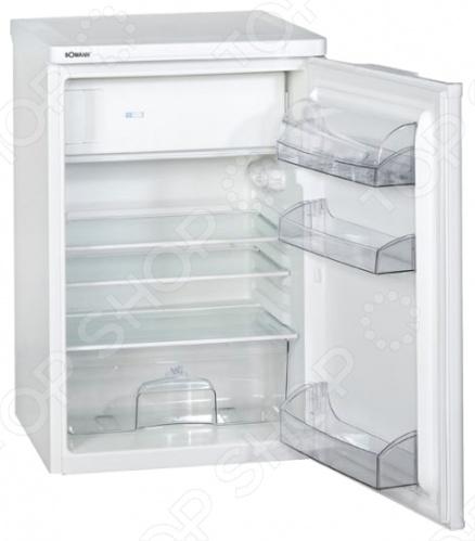 Холодильник Bomann KS 197 поможет вам сохранить продукты свежими в течение долгого времени. Каждая хорошая хозяйка знает, что главный секрет приготовления вкусных и полезных блюд заключается в использовании свежих продуктов. С помощью этого холодильника овощи, фрукты, мясо, рыба и другие продукты будут дольше сохранять свою свежесть. Такой холодильник будет хорошо смотреться на современной кухне, и его по достоинству оценят люди, которые шагают в ногу со временем. Компактные размеры позволяют разместить этот холодильник даже на маленькой кухне.