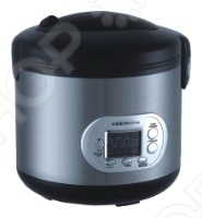 Мультиварка Ves SK A 14 успешно заменит такие кухонные приборы, как сковорода, электрическая духовка, пароварка, медленноварка, электрическая кастрюля, рисоварка, и фритюрница! Но главное достоинство мультиварки заключается в том, что готовить в ней просто и легко, а вкусных блюд можно приготовить большое количество. Желаете рис или кашу Пожалуйста! Свежего супчика Извольте! Выпечки Нет проблем! Более того мультиварка так замечательно тушит, жарит, готовит блюда на пару и на медленном огне. Впечатляет большой выбор блюд для мультиварки. Адаптировать можно практически любой рецепт. Есть возможность разогревать необходимые блюда. Рабочая чаша объемом 6 литров имеет специальное угольное покрытие, сам прибор выполнен из нержавеющей стали и не нагревается во время работы. Представляете какой незаменимый прибор это на даче Не нужно никаких сковородок, плит и кастрюль. Можно купить всего одну мультиварку и приготовить весь обед! Ключевой особенностью является то, что приготовленные в мультиварке блюда сохраняют все микроэлементы и полезные свойства.