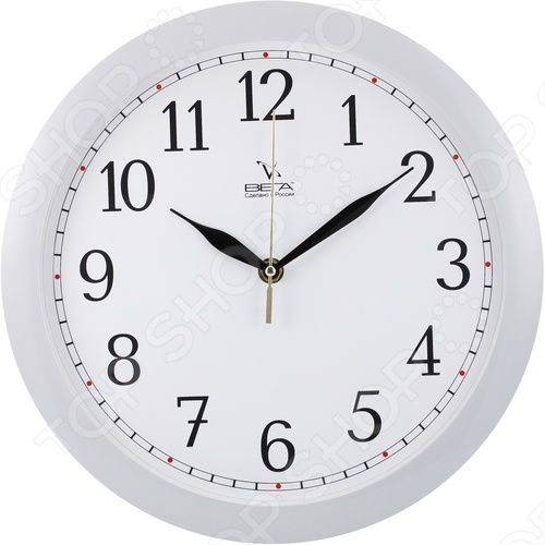 Часы настенные Вега П 1-5/7-98 часы настенные вега п 1 7 7 271 классика