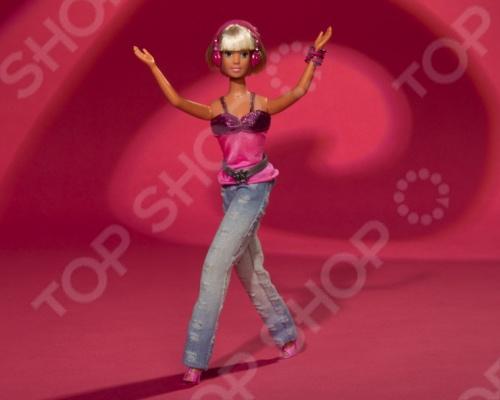 Кукла Штеффи с аксессуарами Simba «Диджей»