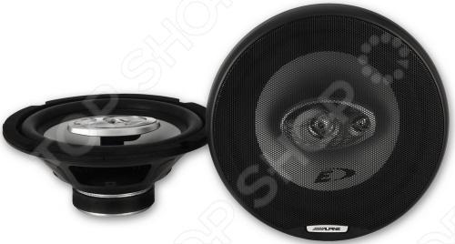 Система акустическая коаксиальная Alpine SXE-2035S автомобильная акустическая система alpine sxe 1350s