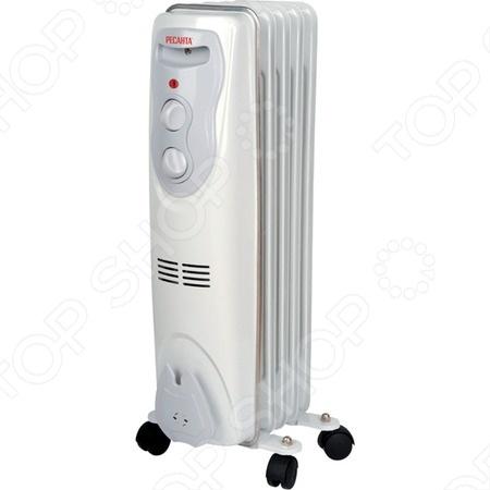Радиатор масляный Ресанта ОМ-5Н цена