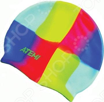 Шапочка для плавания Atemi MC 204
