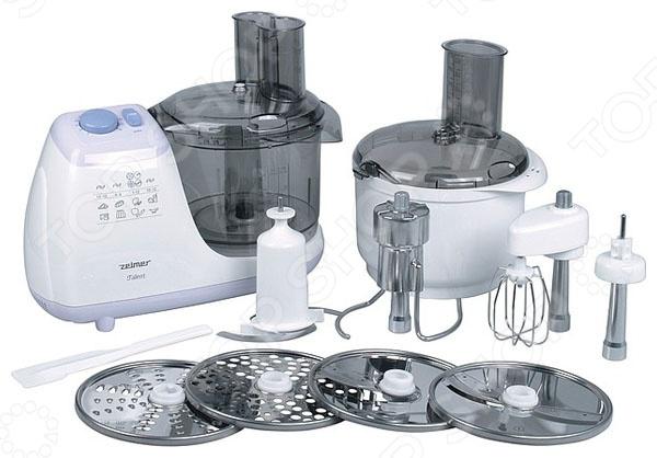 фото Комбайн кухонный Zelmer ZFP1881SRU, Кухонные комбайны