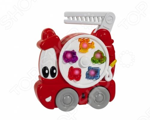 Пожарная машина Simba игрушечная погремушки simba игрушка 15 см