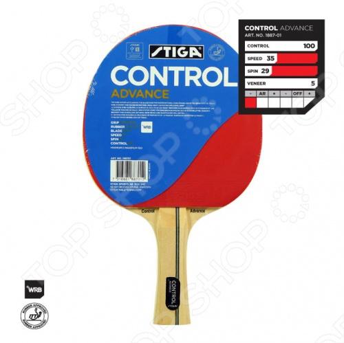 Ракетка для настольного тенниса Stiga Control Advance WRB Stiga - артикул: 57780