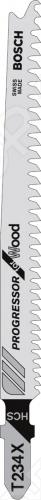 Набор пильных полотен Bosch HCS T 234 X