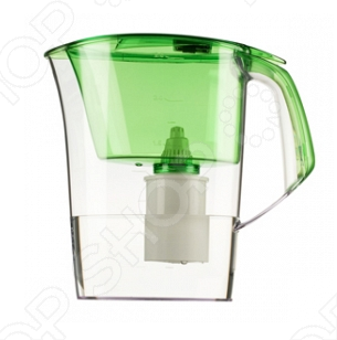 Фильтр-кувшин для воды с индикатором Барьер ПремияФильтры кувшины<br>Фильтр для воды с индикатором Барьер Премия изготовлен из высококачественного пластика BASF, допущенного для контакта с питьевой водой. Уникальная конструкция воронки с защитой от выпадения крышки. Температура очищаемой воды должна быть не выше 40 С. Срок службы изделия не более 5 лет. Объем воронки 1 литра. Объем кувшина 2,5 литра.<br>
