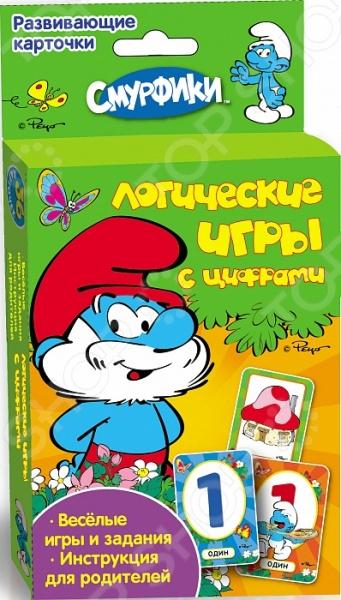 В набор входит 36 карточек с персонажами любимого мультфильма и руководством для родителей. Развиваем логическое мышление, тренируем внимание, учимся находить сходства и различия. Веселые игры и полезные упражнения!