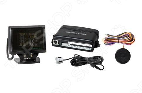 Парковочный радар Mystery Chameleon CPS-800 определяет расстояние между автомобилем и препятствиями. Ультразвуковые датчики установлены в бамперах автомобиля. Радар снабжен 4-х уровневой звуковой системой оповещения и цветовой индикацией в зависимости от удаления до препятствия. Фреза 18 мм в комплекте. Выносной бипер.